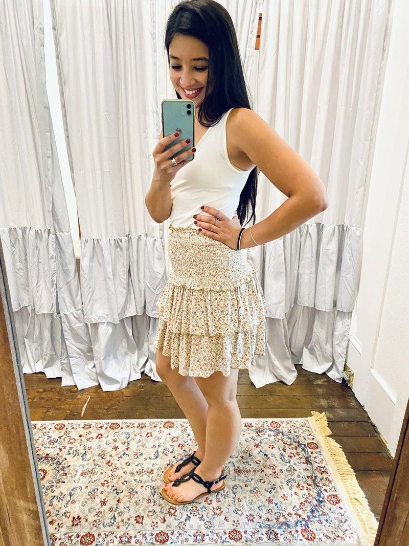 The Vanessa Skirt