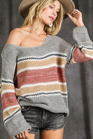 The Ruby Sweater