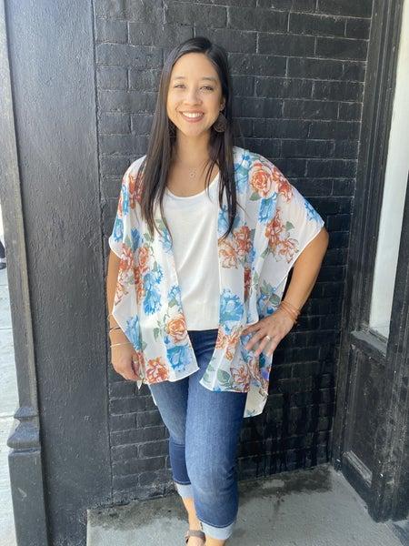 The Brielle Kimono