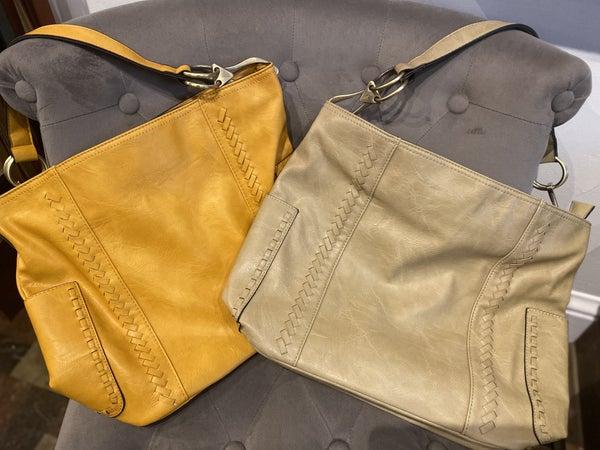 Chic Trendy Hobo Bag