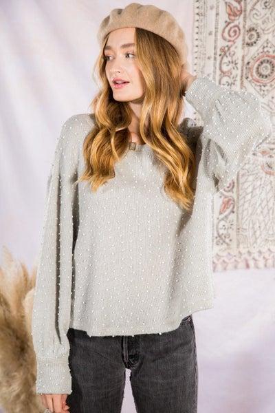 The Scarlett  Sweater