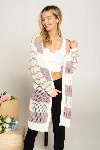 The Juliette Cardigan