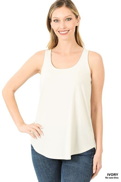 The Summer Tank (multiple colors)