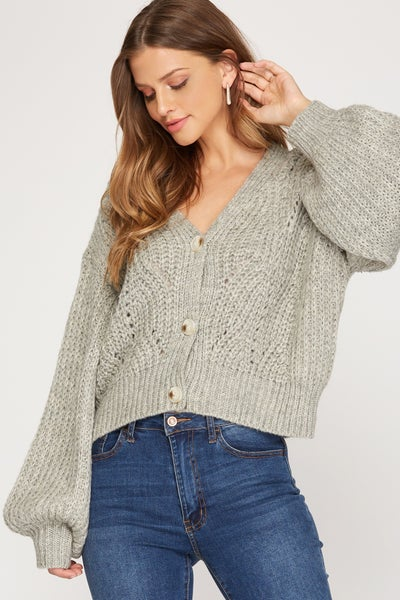 The Lucy Sweater