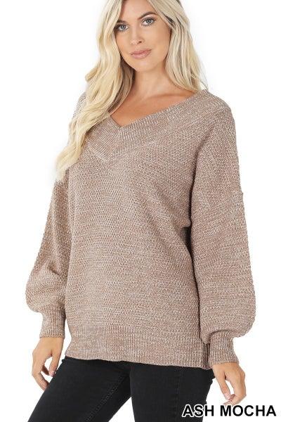 The Josephine Sweater