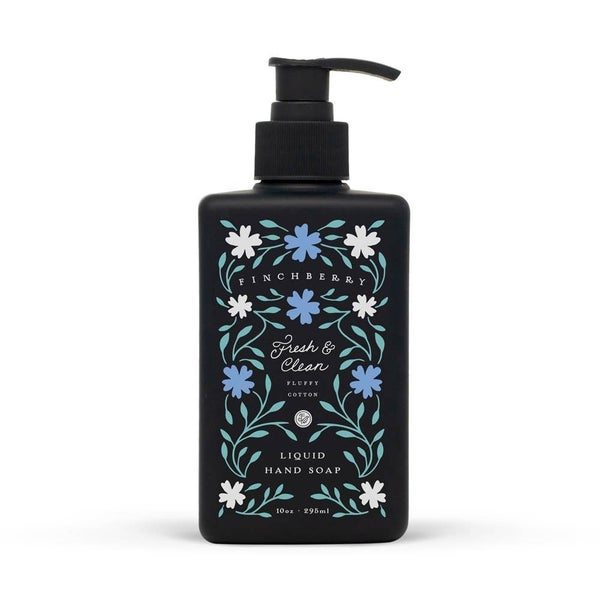 Finchberry Fresh & Clean Liqud Hand Soap