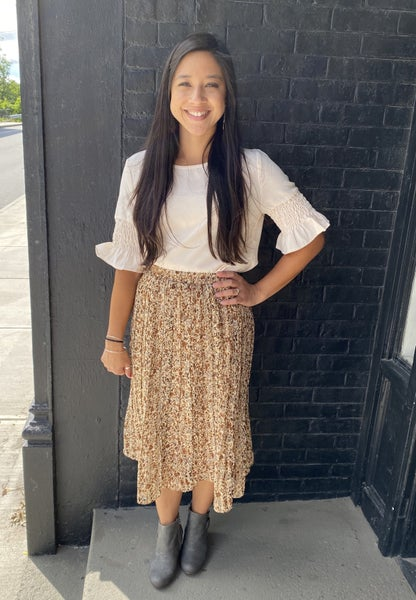 The Hazel Skirt