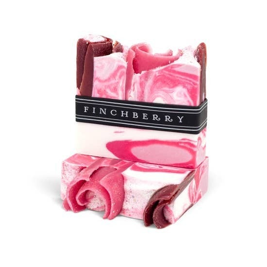 Finchberry Rosey Posey Bar Soap