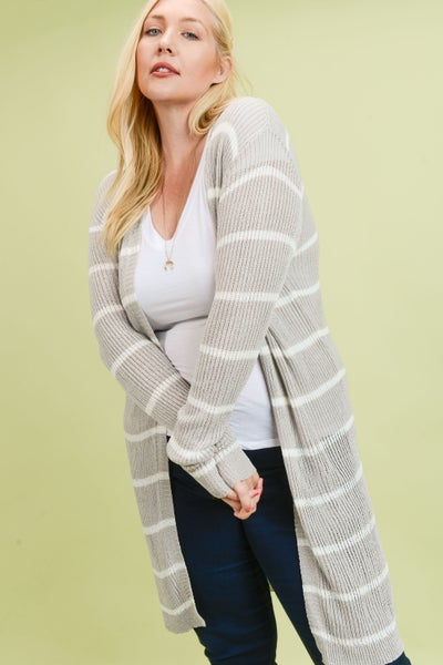 The Millie Plus Cardigan