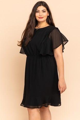 The Elegant Lily Dress