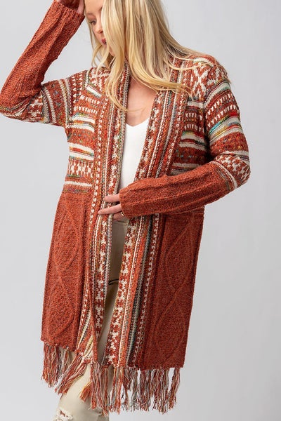 The Journee Cardigan