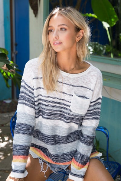 The Parker Sweater