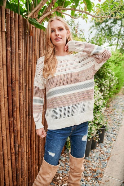 The Kyleigh Sweater