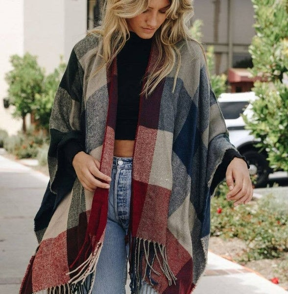 The Kora Poncho