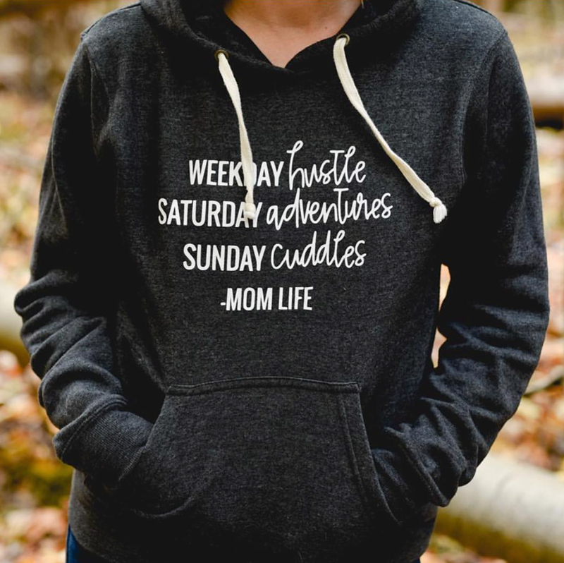 Mom Life Sweatshirt