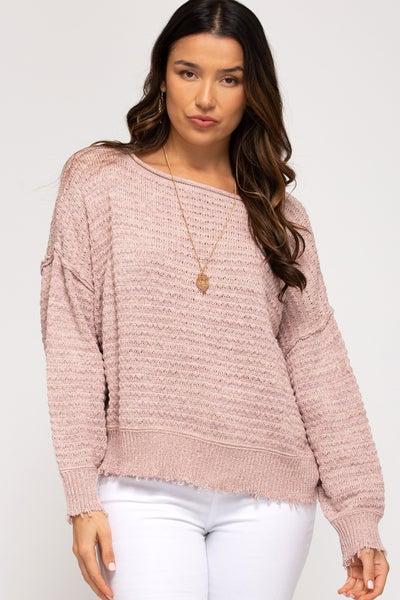 The Mia Sweater