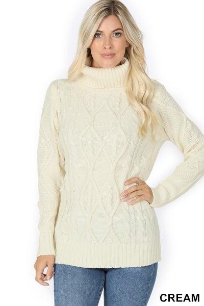 The Alaska Sweater