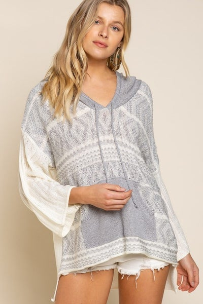 Tribal Babe Light Sweater