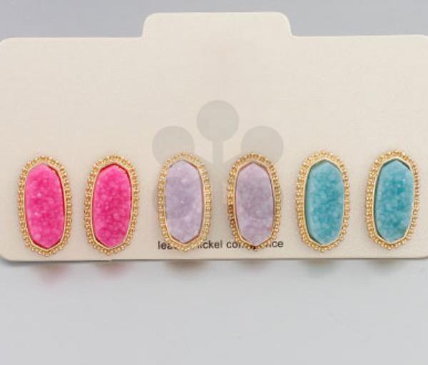 Spring Vibes Earrings  Set