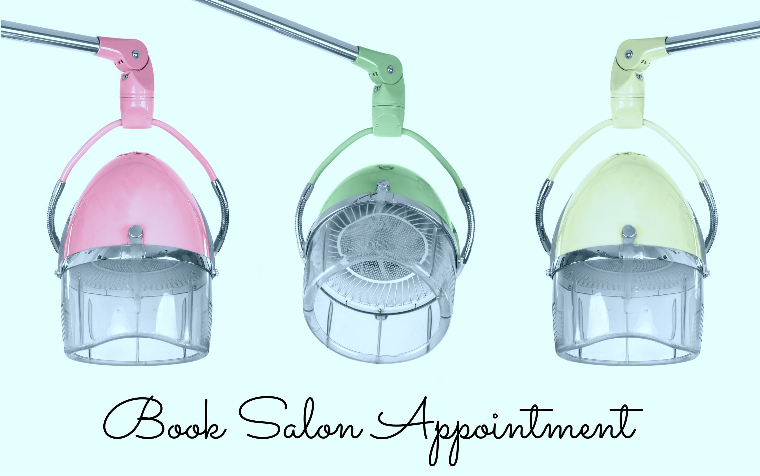 Book Salon Appointment