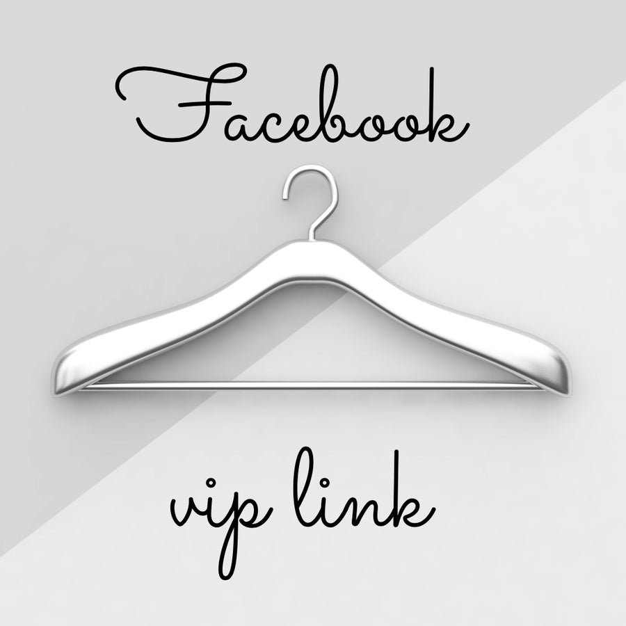 Join our FB VIP group