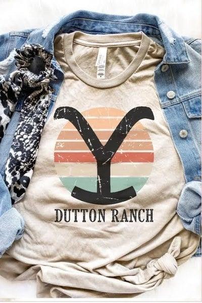 Dutton Ranch Tee
