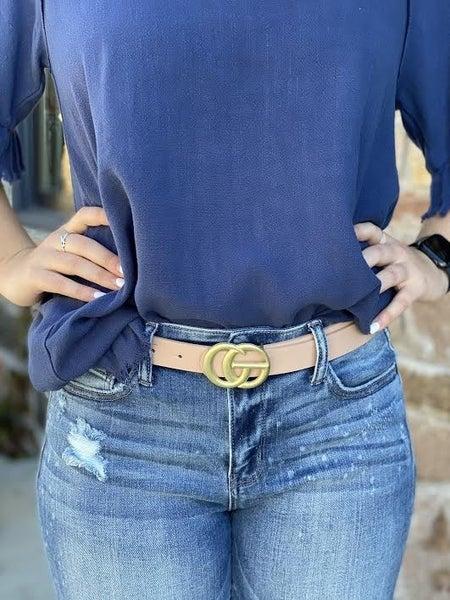 Blush Belt