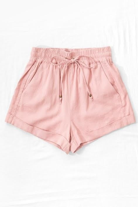 Mauve Shorts