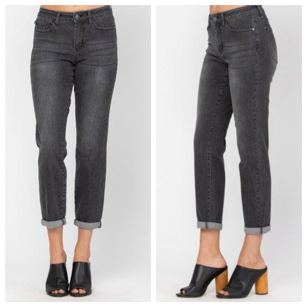 Judy Blue Boyfriend Jeans