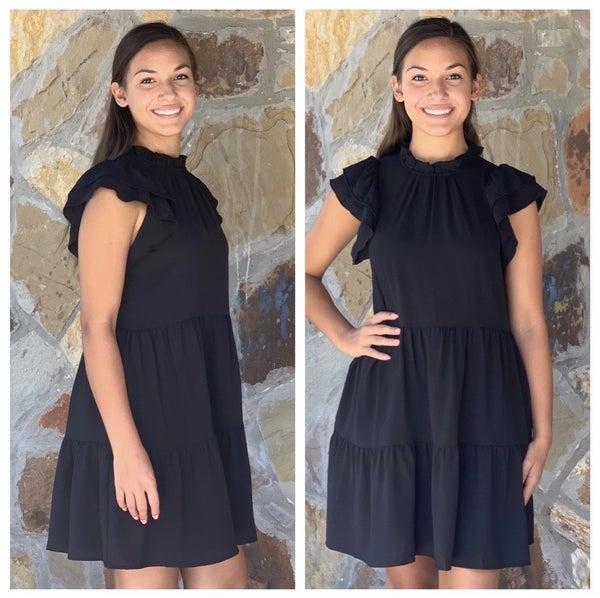 Black Entro Dress