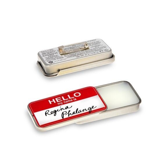 Friends - Regina Phalange - Wearable Lip Balm Pin