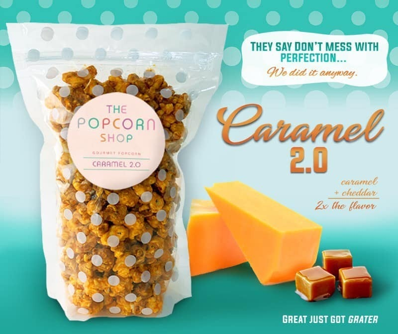 The Popcorn Shop - 7.5 oz Bag of Gourmet Popcorn!