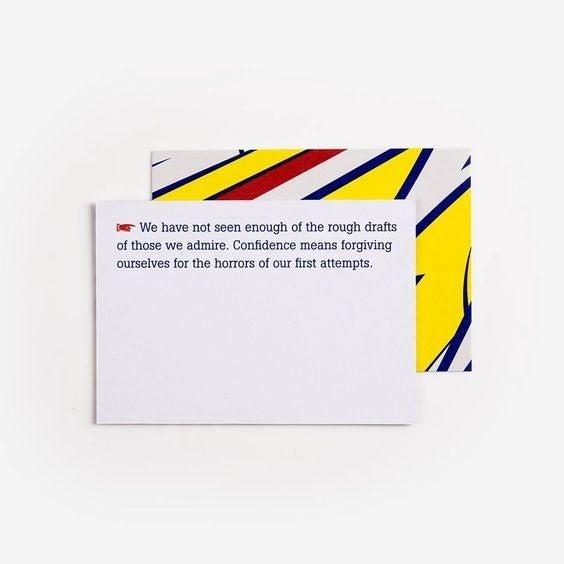 Confidence Card Set