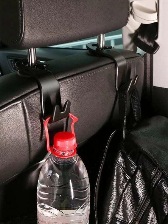 Car Seat Hooks - 4 Pack