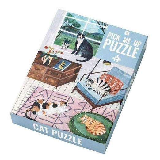 Cat Puzzle - 500 Piece Jigsaw