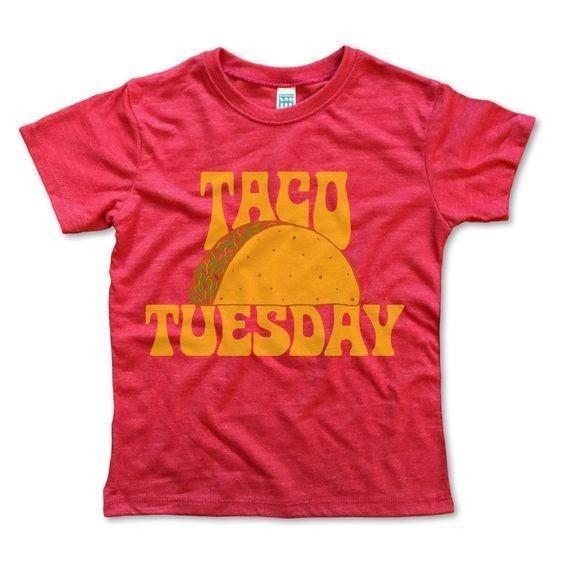 KIDS Taco Tuesday Shirt