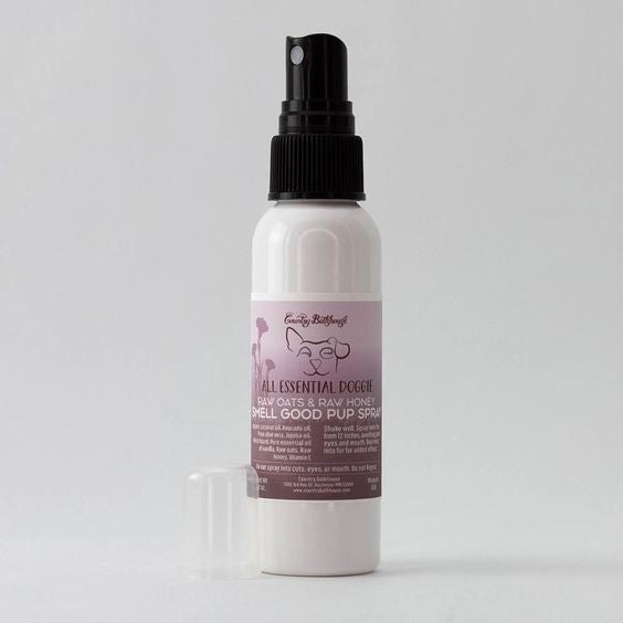 All Essential Doggie - Smell Good Pup Spray - Oats and Honey