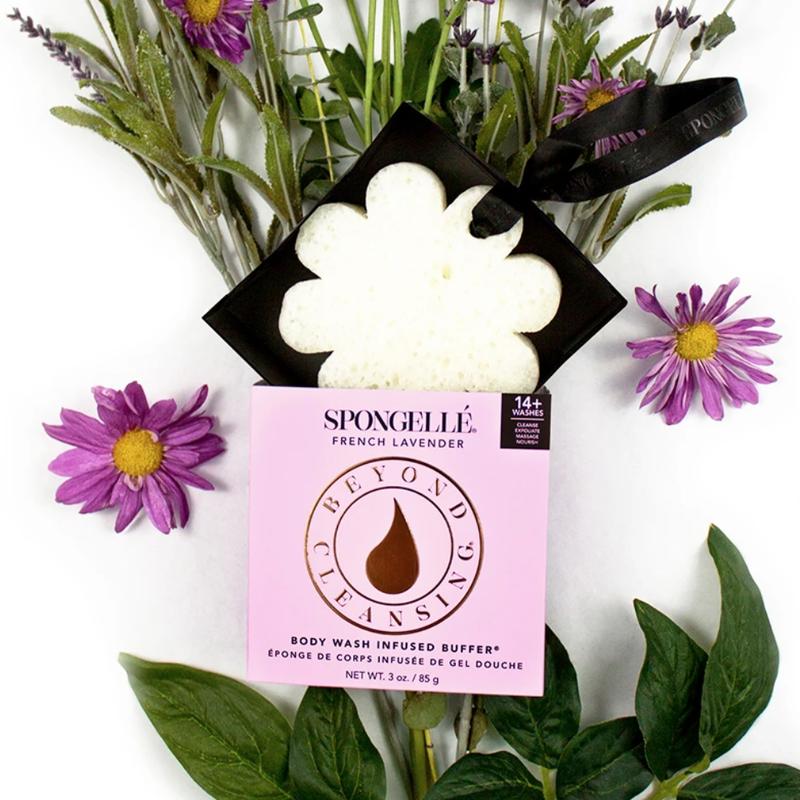 14+ Wash Boxed Flower - Spongellé