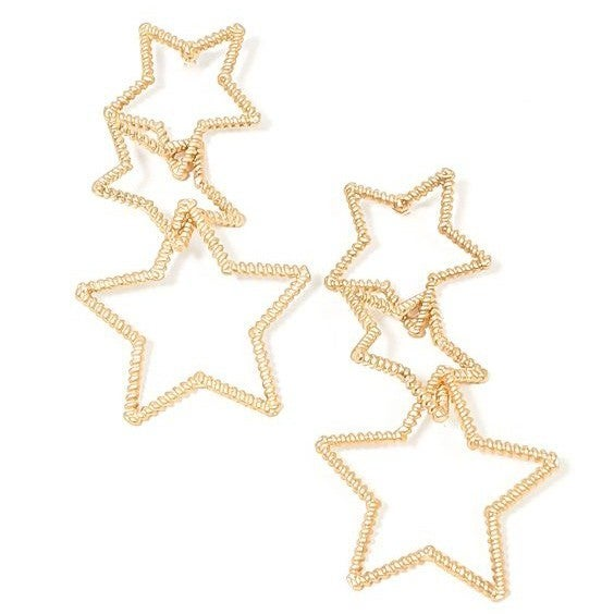 Lucky Star - Earrings