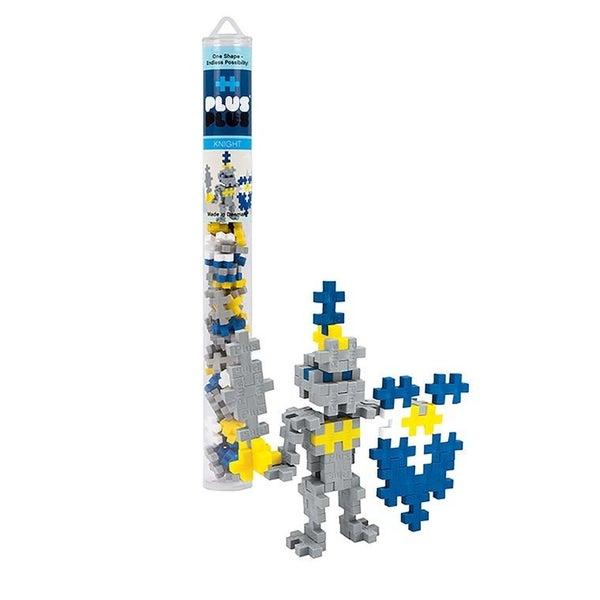 Knight - Plus-Plus 70 piece Tube