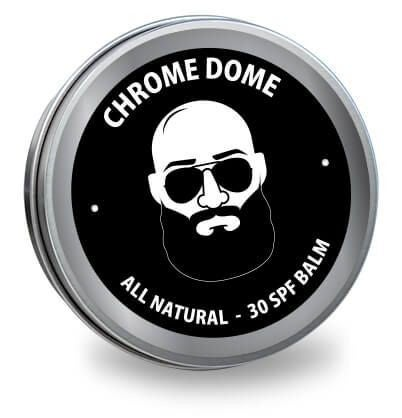 Chrome Dome SPF 30 Balm - Working Joe