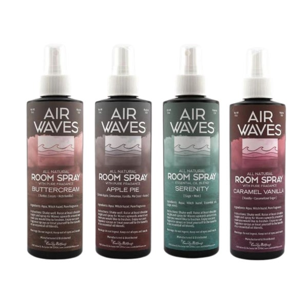 Air Waves - Natural Room Spray
