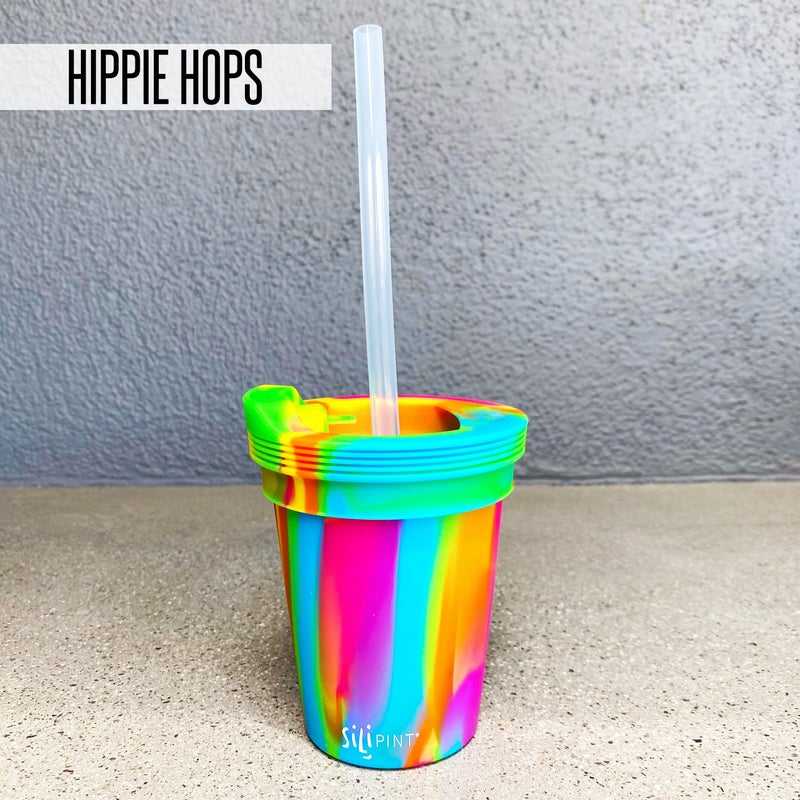 8 oz Half-Pint- SiliPint