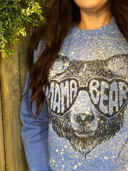 Coolest Mama Bear Sweatshirt