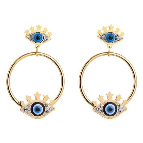 Can't Take My Eyes Off of You - Earrings