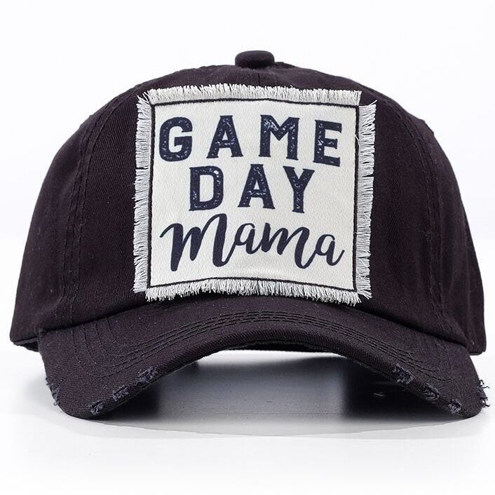 Game Day Mama Hat