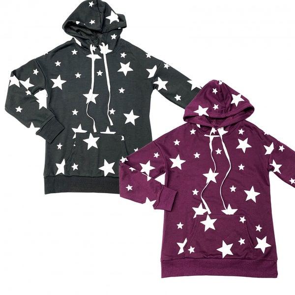 I See Stars Sweatshirt - Reg/Plus