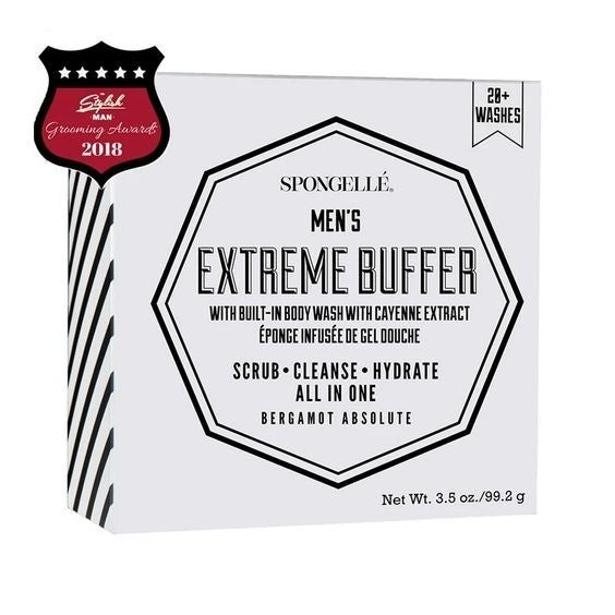 20+ Men's Extreme Buffer - Spongellé