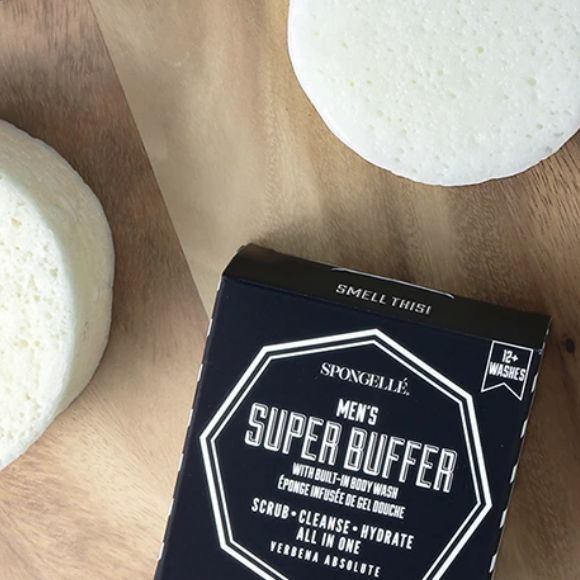 Men's 12+ Super Buffer Spongelle