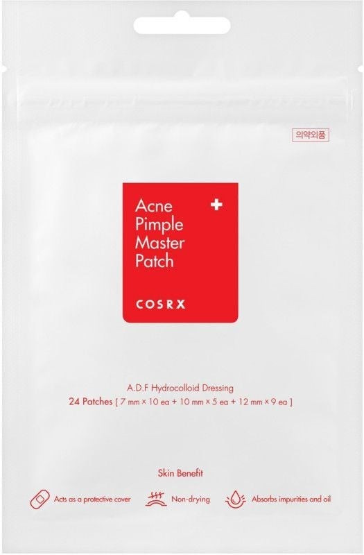 Katie's FAVE - Acne Master Patch Stickers (24 patch pack)